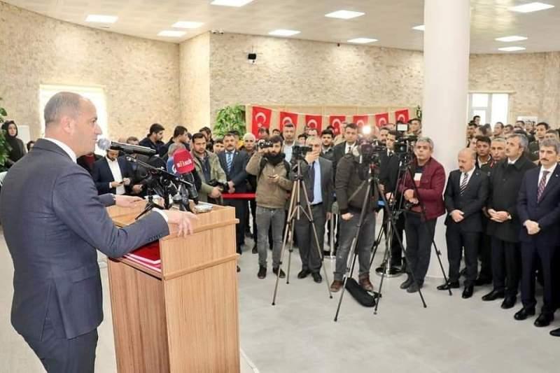 Yavuz'dan 21 Ekim Gazeteciler günü mesajı