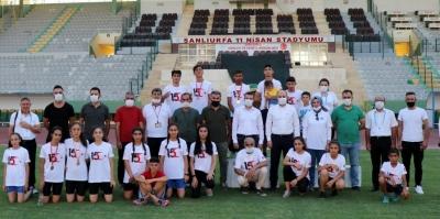 15 Temmuz Demokrasi ve Şehitleri Anma Koşusu Düzenlendi