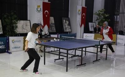 1'inci Göbeklitepe Kurumlar Arası Masa Tenisi Turnuvası