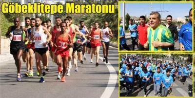 8. Göbeklitepe kurtuluş maratonu tamamlandı