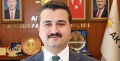 AK Parti İl Başkanı Görevi bırakıyor