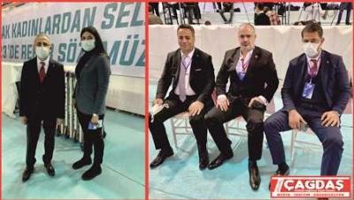 Ak Parti İzmir İl Kongresine Şanlıurfalılar damga vurdu