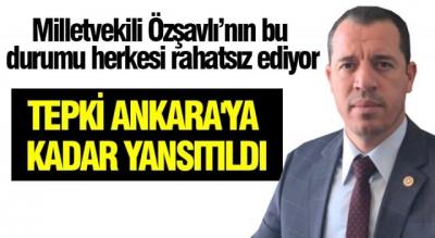 AK Parti'de 'Özşavlı' rahatsızlığı