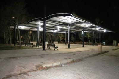 Akçakale Belediyesi İle Mezarlık Yenilendi