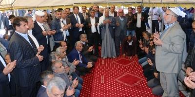 Akçakale'de husumet barışla sonuçlandı-VİDEOLU-