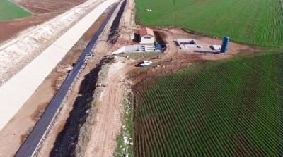 Atatürk Barajı'ndan-Mardin'e uzanan hayat pınarı