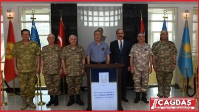 Bakan Akar ve Kuvvet Komutanları Şanlıurfa'da
