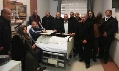 Başkan Akbaş'a ziyaretçi akını