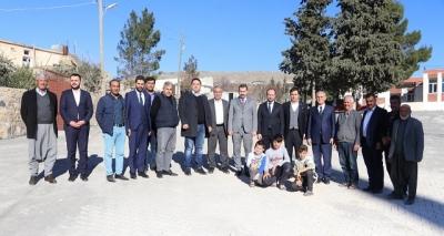 Başkan Baydilli Kırkpınar'da Çalışmaları Denetledi