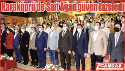 """Başkan Baydilli: """"Şanlıurfa'yı birlik ve beraberlikle kalkındıracağız"""""""