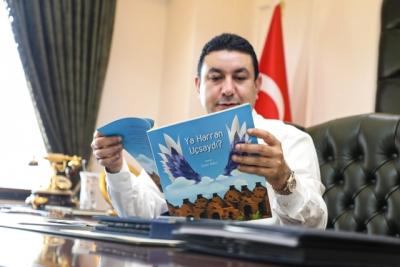 Başkan Mahmut Özyavuz'dan Harranlı Gençlere Müjde