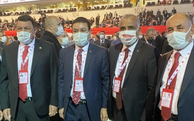 """Başkan Özyavuz: """"Kazanan Türkiye olacak"""""""
