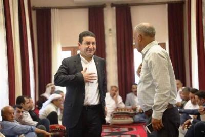 Başkan Özyavuz Vatandaşlarla Bayramlaştı