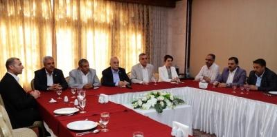 Başkanlar ve vekiller Şanlıurfaspor'u görüştü