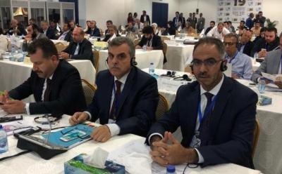 Birleşmiş kentler ve yerel yönetimler teşkilatı (UCLG-MEWA) toplantısı sona erdi
