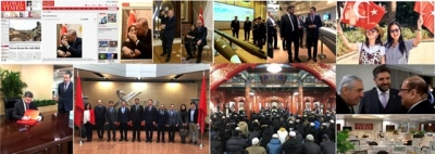 Büyükelçi Önen'den Çin Savunma Sanayi Şirketine ziyaret