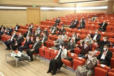 Büyükşehir Meclisi 2021 Yılının İlk Oturumunu Gerçekleştirdi