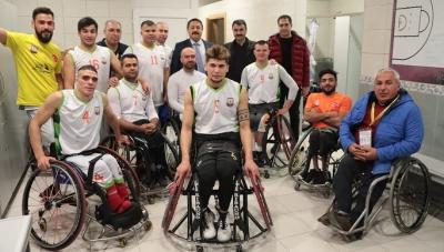 Büyükşehir, süper lig'de zorlu virajı galibiyetle geçti