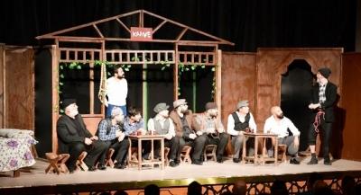 Büyükşehir tiyatro ekibine 4 ödül