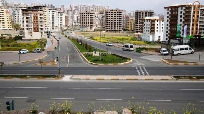 Büyükşehir'den 3 katlı köprülü kavşak