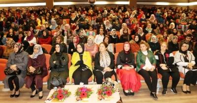 Büyükşehir'den 'Göbeklitepe'de kadının ışığı' konferansı