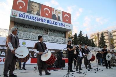 Büyükşehir'den müzik gecesi