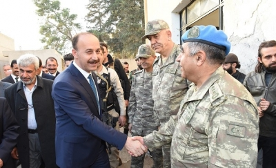 Ceylanpınar'da Suriye konulu toplantı