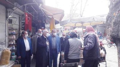 CHP'nin Şanlıurfa'da Esnaf ve Vatandaş Ziyaretleri Devam Ediyor