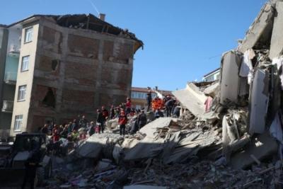 Elazığ Depreminde son bilanço 31 ölü 1607 yaralı