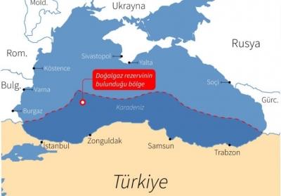 Erdoğan, 320 milyar metreküp doğalgaz bulundu