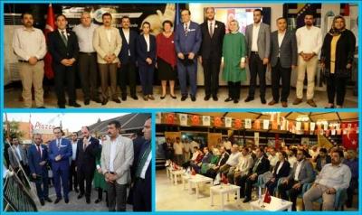 Eyyübiye Belediyesi Srebrenica katliamı konferansı düzenledi