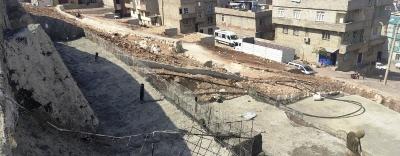 Eyyübiye Belediyesi, ilçeye yeni sosyal donatı alanları kazandırıyor.