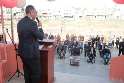 Eyyübiye Belediyesi, 8 Kütüphanenin toplu açılışını yaptı.
