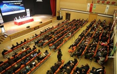 Eyyübiye'de 2019 Yılı Türkiye'nin Dış Politikası Paneli