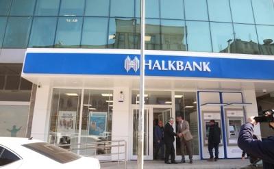 Eyyübiye'de Halkbank Şubesi Açıldı.