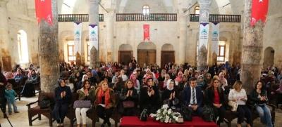 Eyyübiye'de kadınlar günü etkinliği-VİDEOLU-