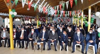 Gelecek Partisi Birecik İlçe Başkanı Ahmet Aslan Güven Tazeledi