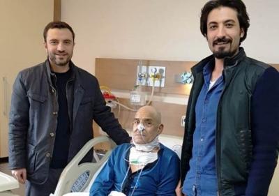Gırtlak kanseri ameliyatı yapıldı