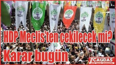 Gözler HDP'ye çevrildi