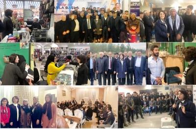 Gülender Açanal'dan AK adaylara destek