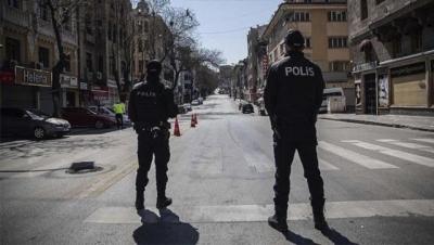 Hafta Sonu Kısıtlamayı ihlal eden 122 kişiye idari işlem