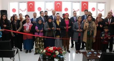 Halfeti'de Yeni Okullar Hizmete Sunuldu