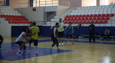 Haliliye belediyespor'da play-off heyecanı