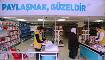 Haliliye' De 20 Bin Aileye Sosyal Yardım