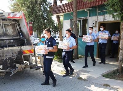 Haliliye'de  3 bin 426 ürüne el konuldu