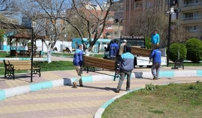 Haliliye'de Halk Sağlığı İçin Hiçbir Tedbirden Kaçınılmıyor