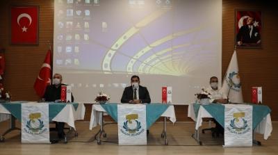 Haliliye'de  'Kent Estetiği Kurulu' Kuruluyor