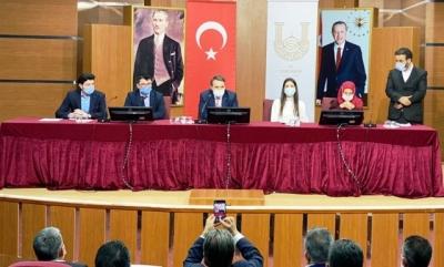 Haliliye'de Muhtarlara Afet Farkındalık Eğitimi Verildi