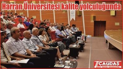 Harran Üniversitesi Kalite Yolculuğunda