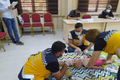Hastane Öncesi Acil Sağlık İleri Yaşam Desteği Eğitimi